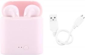 True-Wireless-Earphones-Pink on sale