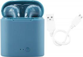 True-Wireless-Earphones-Blue on sale