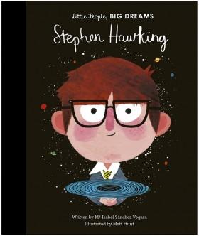 Stephen-Hawking-Little-People-Big-Dreams-Book on sale
