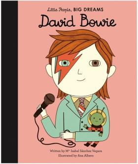 David-Bowie-Little-People-Big-Dreams-Book on sale