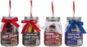 Milk-Shake-with-Mason-Jar on sale
