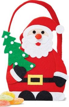 Santa-Felt-Bag on sale