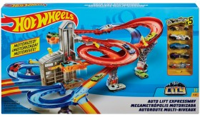Hot-Wheels-Auto-Lift-Expressway-Play-Set on sale