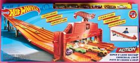 Hot-Wheels-Super-6-Lane-Raceway-Play-Set on sale