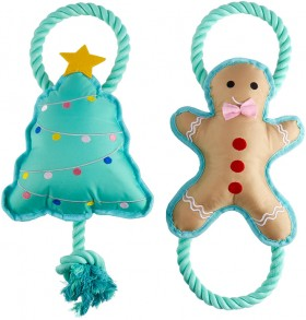 Assorted-Pet-Toy-Canvas-Gingerbread-Rope-Tree on sale