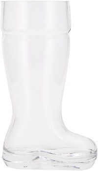 Christmas-Glass-Boot on sale
