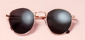 Round-Frame-Polarised-Sunglasses on sale