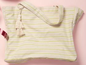 Woven-Tassel-Bag on sale