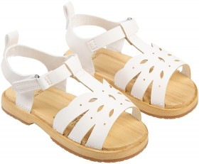 Baby-Sandals-White on sale