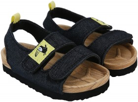 Baby-Sandals-Black on sale