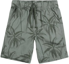 Kids-Print-Shorts on sale