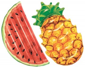 Bestway-Summer-Fruit-Lounge-Assorted on sale