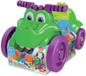 NEW-Mega-Bloks-Ride-N-Chomp-Croc on sale