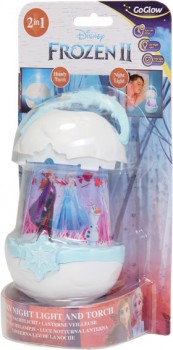 NEW-Disney-Frozen-II-Go-Glow-Night-Light-and-Torch on sale