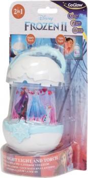 NEW-Disney-Frozen-II-Go-Glow-Night-Light-and-Torch on sale