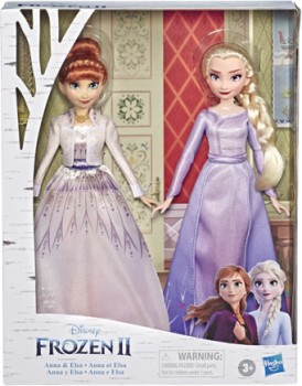 Disney-Frozen-II-Anna-and-Elsa-Pack on sale