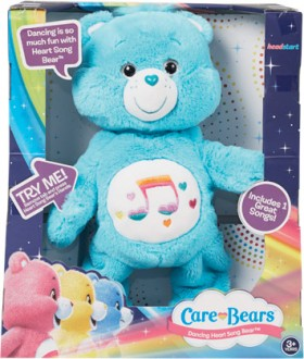 Care-Bears-Dancing-Heart-Song-Care-Bear on sale