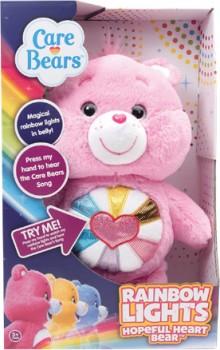 Care-Bears-Rainbow-Lights-Helpful-Heart-Care-Bear on sale