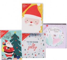 30-off-Assorted-Christmas-Boxed-Cards on sale