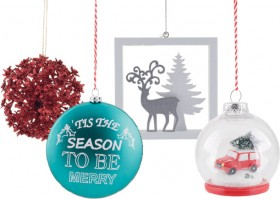 30-off-Assorted-Christmas-Hanging-Decorations on sale