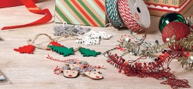 8-Pack-Assorted-Christmas-Present-Toppers on sale