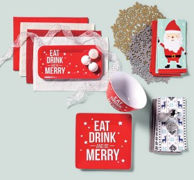 Christmas-Tableware on sale