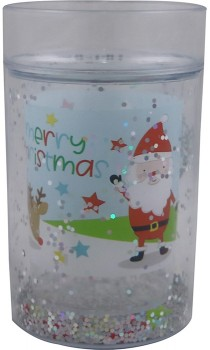 Christmas-Glitter-Tumbler on sale