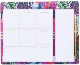 Planner-Set-Tropical on sale