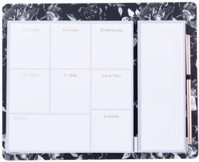 Planner-Set-Dark-Garden on sale