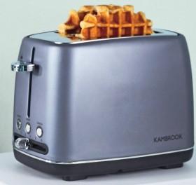 NEW-Kambrook-Perfect-Slice-2-Slice-Toaster-Metallic-Blue on sale