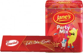 Nestl-Kit-Kat-5-x-45g-or-Allens-Party-Mix-Tin-400g on sale