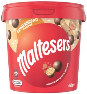 Mars-Gingerbread-Bucket-465g on sale