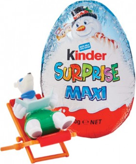 Kinder-Surprise-Maxi-Egg-100g on sale