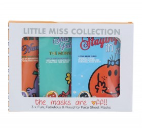 Little-Miss-Fabulous-Face-Masks-Set on sale
