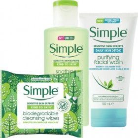 30-off-Simple-Skincare-Range on sale