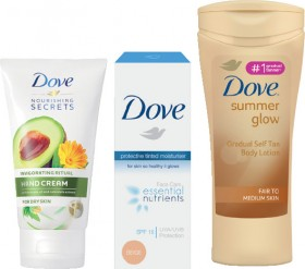 30-off-Dove-Skincare-Range on sale