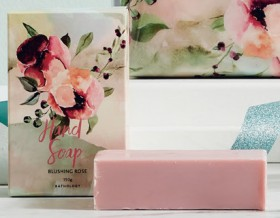 Blushing-Rose-Hand-Soap on sale