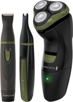 NEW-Remington-Precision-Rotary-Shaver-and-Groom-Pack on sale