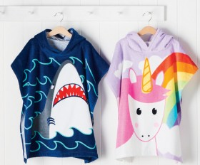 Wave-Zone-Hooded-Ponchos on sale