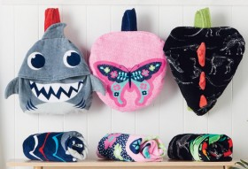Wave-Zone-Animal-Backpacks-with-Beach-Towel on sale