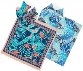 Wave-Zone-Turkish-Beach-Mats-with-2-Inflatable-Matching-Cushions on sale
