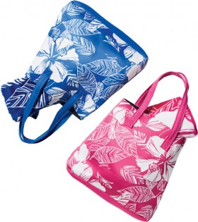 Wave-Zone-Neoprene-Tote-Bags-with-Matching-Velour-Print-Towel on sale