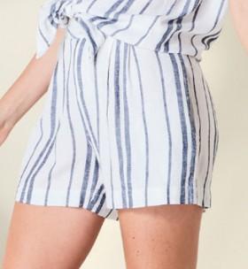 Me-Linen-Blend-Shorts on sale