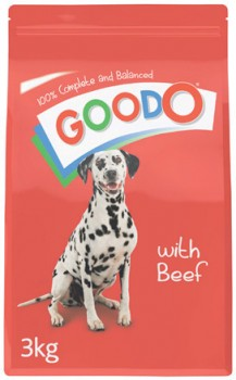 Good-O-with-Beef-3kg on sale