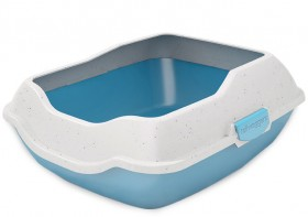 Tail-Waggers-Cat-Litter-Tray-with-Spill-Guard on sale