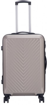 NEW-Swiss-Alps-Beijing-Gold-Hard-Luggage-67.5cm on sale