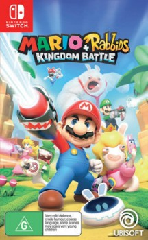 Nintendo-Switch-Mario-Rabbids-Kingdom-Battle on sale