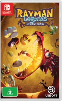 Nintendo-Switch-Rayman-Legends-Definitive-Edition on sale