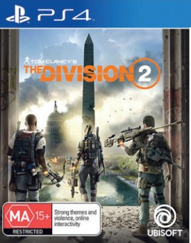 PS4-Tom-Clancys-The-Division-2 on sale