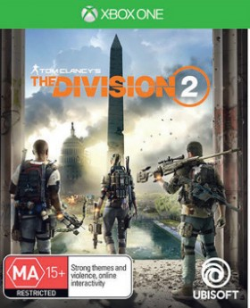 Xbox-One-Tom-Clancys-The-Division-2 on sale